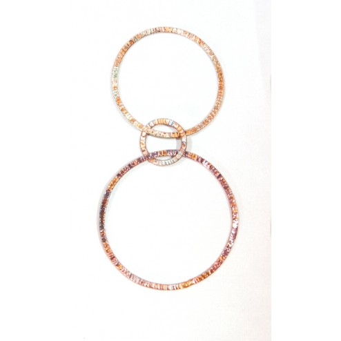 85mm Rainbow Copper Links