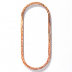 53mm Rainbow Copper Oblong Link