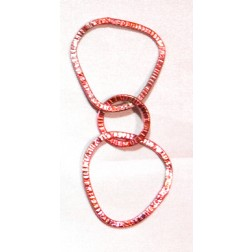 60mm Rainbow Copper Chain Links