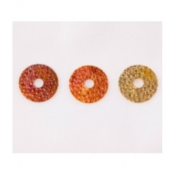 16mm Rainbow Copper Donut Link